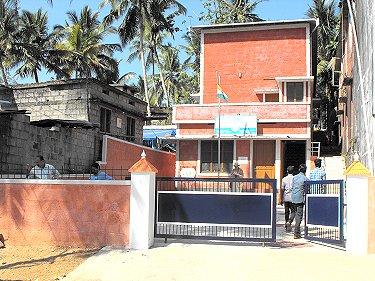 CDSA - new Community Centre building front