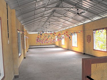 New tuition hall and venue for community events