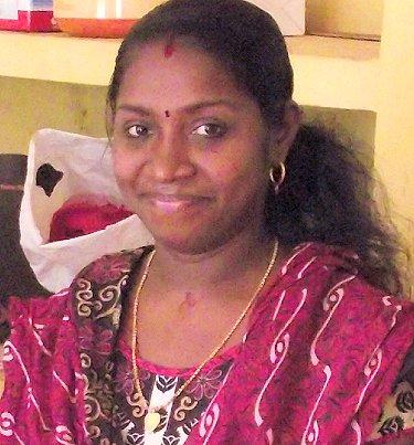 Nurse Kavitha