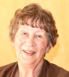 Margaret Gleave, Committee Member & Fundraiser