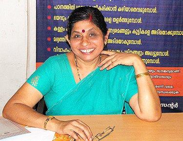 Ghita Nair, Counsellor