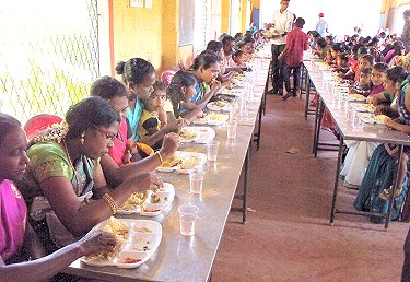 Village functions generate rental income